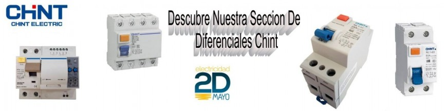 Diferenciales Chint