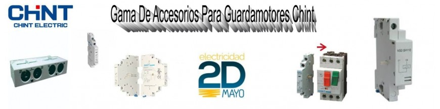 Accesorios Guardamotor Chint