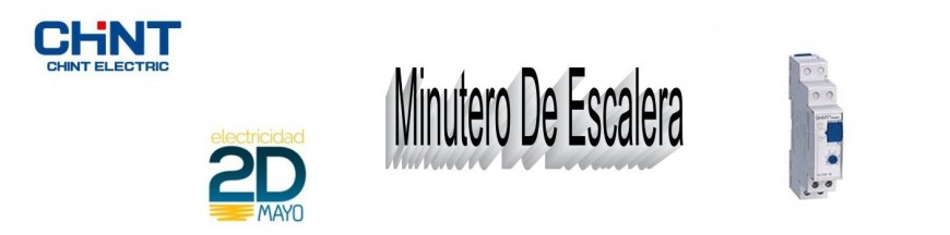 Minutero Chint