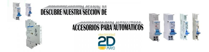 Accesorios Automaticos Chint