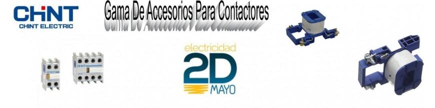 Accesorios Contactor Industrial